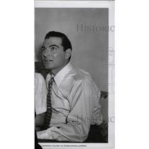 1949 Press Photo Stephen McNally American Film Actor - RRW75429