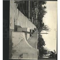 1959 Press Photo Bradenton Memorial Pier - RRX92167