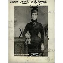 1935 Press Photo Queen Alexandra Princess Of Wales - RRW72727