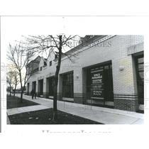 1992 Press Photo Michigan Pointe Plaza Stores