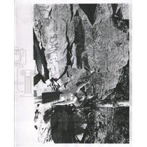 1962 Press Photo Mrs Charles Sermon Stones Michigan - RRX96359