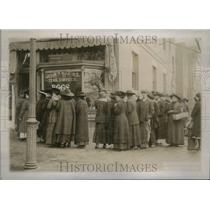 "1917 Press Photo The ""Sugar Line"" in Washington scarcit - RRU18805"