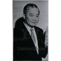 1963 Press Photo Tran Van Chuong ambassador - RRU21051