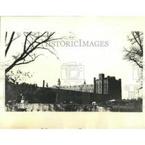 1933 Press Photo North Carolina State Penitentiary - RRX81149