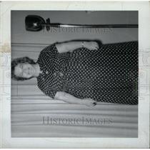 1963 Press Photo Agnes Schultz Oswego Weight Loss - RRW76935