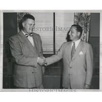 1949 Press Photo Alfred J. Anderson Illinois