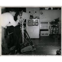 1956 Press Photo Electronic research tool Atomic Baird - RRW67765