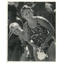 1985 Press Photo National lifeguard championships - RRW44195
