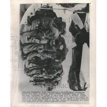 1962 Press Photo Marines Thailand US Marines Udon Board - RRX95341