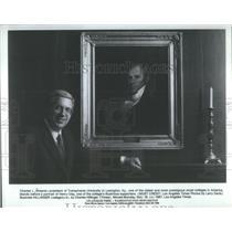 Press Photo Charles Shearer Transylvania University President Lexington