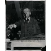 1941 Press Photo UAW-CIO's Michael F. Widman, Jr. - RRX57883