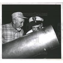 1959 Press Photo Winthrop Kimball Vantage Donald Orange - RRX97531