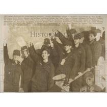 1968 Press Photo Freshly Released Pueblo Crewman - RRX99077