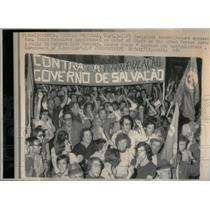 1975 Press Photo Portugal Revolt - RRX54875