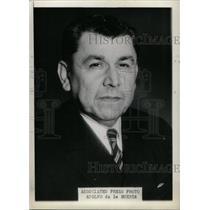 1934 Press Photo Felipe Adolfo de la Huerta Marcor - RRW98183