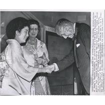 1962 Press Photo Japan Princess Chichibu - RRX84659