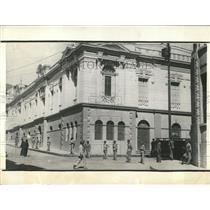 1940 Press Photo Treasury Building of Venezuela - RRX85449