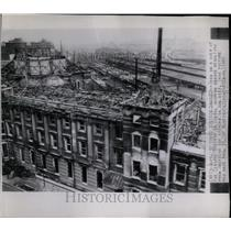 1945 Press Photo American Air Attacks on Tokyo - RRX63849