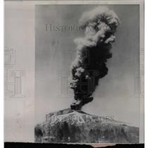1958 Press Photo Assam volcano northwest Tokyo Japan - RRW75141