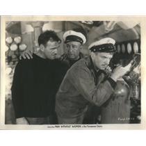 "1930 Press Photo Kenneth MacKenna In ""Men Without Women"" - RSC99925"