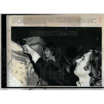 1975 Press Photo Leftist Revolt Portugal - RRX54873