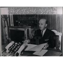 1966 Photo Generalissimo Francisco Franco Of Spain - RRX22263