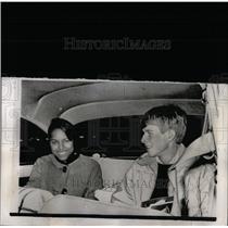 1966 Press Photo Negro Chicagoan Students Sweden Trip - RRW70805