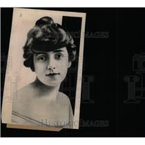1924 Press Photo Mrs Maude C. Bauer Murder Case - RRW78437