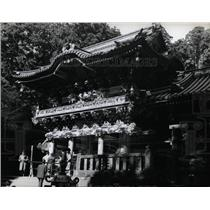 1965 Photo Yomeimon Gate Of Toshogu Shrine, Nikko - RRX79605