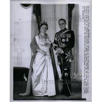 1961 Press Photo Queen Juliana Netherlands - RRX50179