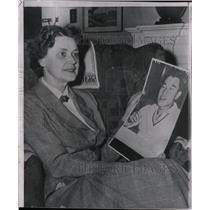1958 Press Photo Elizabeth Gray Vining Prince Akilhito - RRX72997