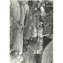 1977 Press Photo Malaysian Soldier - RRX95493