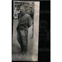 1951 Press Photo Yugoslavia Peasant People - RRX65841