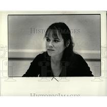 1980 Press Photo Barbara Hershey Actress - RRW00861