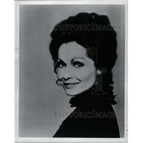 1980 Press Photo Carol Lawrence American Film Actress - RRW17743