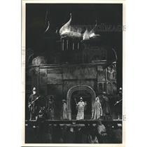 1980 Press Photo Boris Godunov Opera Scene - RRW49779