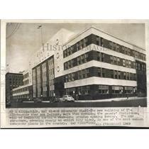 1949 Press Photo Minneapolis Star New Plant Exterior - RRX98247