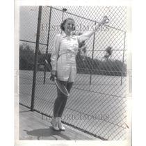 1936 Press Photo Jean Chatburn MGM Contract Actress