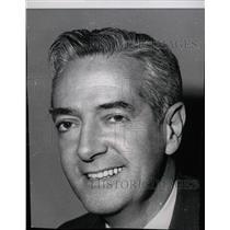 1960 Press Photo Howard K Smith Kennedy Nixon Debate TV - RRW76977