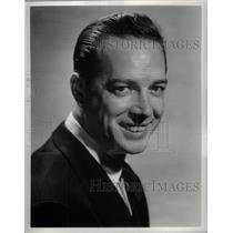 1959 Press Photo Hugh Malcolm Downs American Anchor ABC - RRX56917