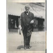 1930 Press Photo Dean Belasco American Theatrical Producer Dean - RSC18883