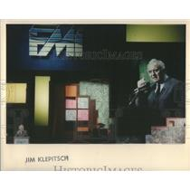 1951 Press Photo Jim Klepitsch - RSC37051