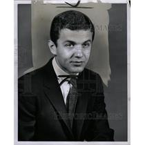 1960 Press Photo Announcer Art James - RRW95145