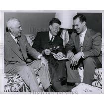 1952 Press Photo Radio/ TV Broadcaster Arthur Godfrey - RRW00811