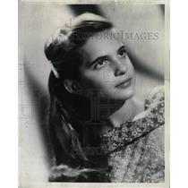 1959 Press Photo Gina Lombardi Television Host Fitness - RRW15297