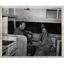 1953 Press Photo Herb Shriner Humorist Television Host - RRW57273