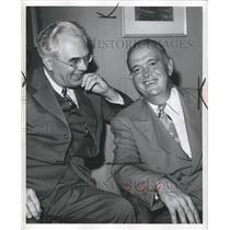 1946 Press Photo Patrick Henry Kelly television host - RRW36197