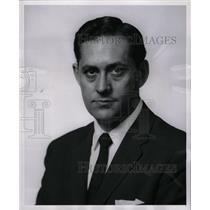 1957 Press Photo Elie Abel, New York Times Corresponden - RRW15257