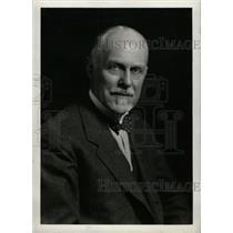 1940 Press Photo Burton Holmes American Filmmaker Term - RRW74835