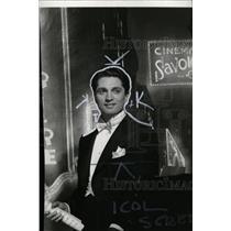 1949 Press Photo Robert Alda Antony Alan father George - RRW72677